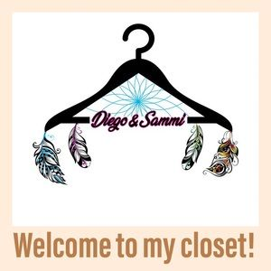 Welcome to my closet! Thanks for shopping!
